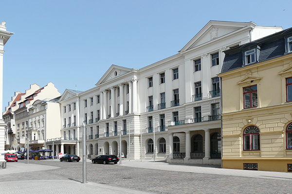 The Ministry of Finance of the State of Mecklenburg-Vorpommern